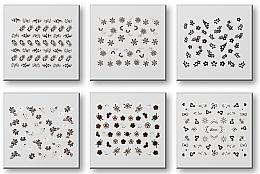 Kup Zestaw naklejek do paznokci 42935 - Top Choice Nail Decorations Stickers Set