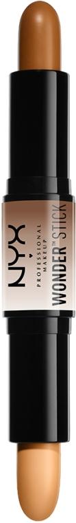 Sztyft do konturowania twarzy - NYX Professional Makeup Wonder Stick