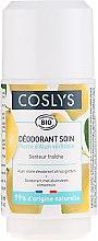 Kup Limonkowy dezodorant w kulce z ałunem - Coslys Body Care Citrus Garden Deodorant