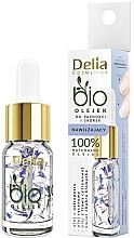 Kup Nawilżający olejek do paznokci i skórek - Delia Cosmetics Bio Nail Oil