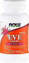Kup Kompleks witamin w kapsułkach dla kobiet - Now Foods Eve Womans Multi