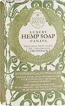 Kup Naturalne mydło w kostce Konopie - Nesti Dante Luxury Hemp Soap