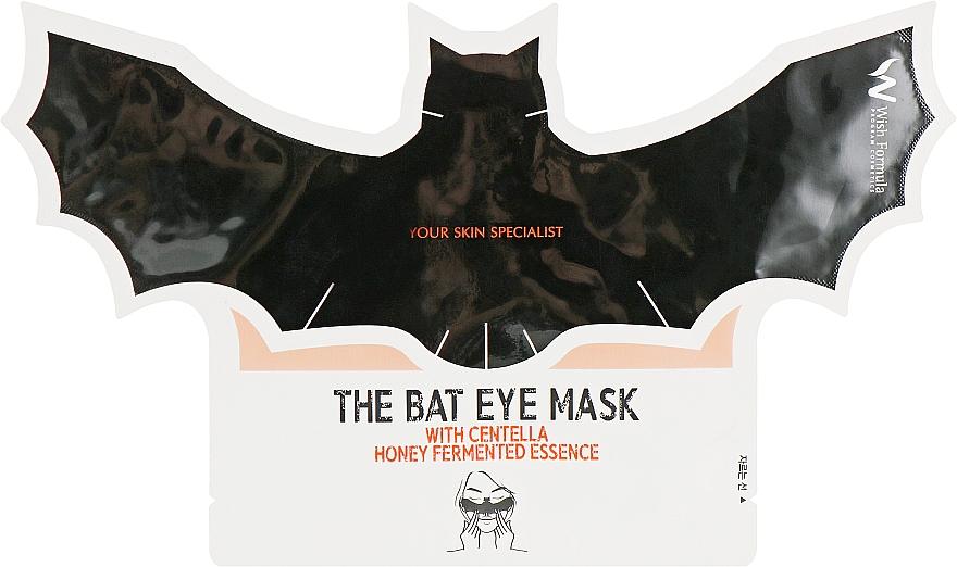 Maska przeciwstarzeniowa pod oczy - Wish Formula The Bat Eye Mask — фото N1