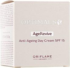 Kup Przeciwstarzeniowy krem na dzień do twarzy SPF 15 - Oriflame Optimals Age Revive Anti-Ageing Day Cream