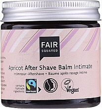 Kup Balsam po goleniu - Fair Squared Apricot After Shave Balm Intimate