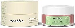 Kup Oczyszczająca maska z glinką do twarzy - Resibo All Clean Creamy Purifying Mask