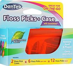 Kup Zestaw do czyszczenia zębów - Dentek Moulthwash Blast
