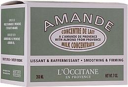 Zestaw - L'Occitane Almond Body Box (sh/oil 75 ml + b/milk 200 ml + soap 50 g + h/cr 30 ml + box) — фото N8