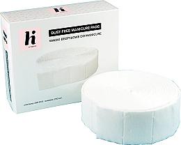 Kup PRZECENA! Waciki bezpyłowe do manicure'u - Hi Hybrid Dust-Free Manicure Pads *