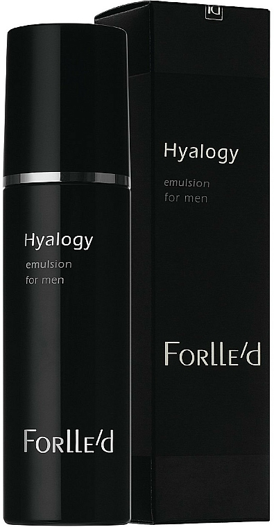 Regenerująca emulsja dla mężczyzn - ForLLe'd Hyalogy Emulsion For Men — фото N1