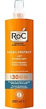 Kup Spray do opalania ciała - RoC Soleil-Protect Lotion Spray Moisturizing SPF30