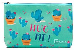 Kup Kosmetyczka w kaktusy - IDC Institute Design Accessories Cosmetig Bag