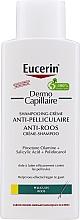 Kup Kremowy szampon przeciwłupieżowy - Eucerin DermoCapillaire Anti-Dandruff Cream Shampoo