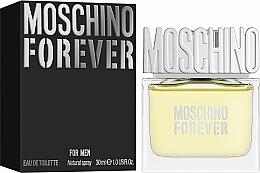 Moschino Forever - Woda toaletowa — фото N2