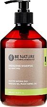Kup Energizujący szampon do codziennego stosowania do każdego rodzaju włosów - Be être Be Nature