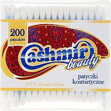 Kup Patyczki kosmetyczne w pudełku, 200 szt. - Cashmir