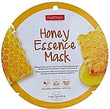 Kup Maska do twarzy w płachcie z ekstraktem z miodu - Purederm Honey Essence Mask
