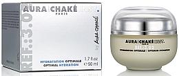 Kup PRZECENA! Krem do twarzy optymalnie nawilżający - Aura Chake Hydratation Optimale Optimal Hydration Cream *
