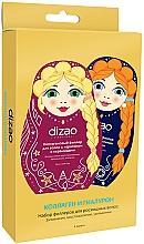 Kup PRZECENA! Zestaw wypełniaczy do włosów - Dizao (filler/4x13ml)*