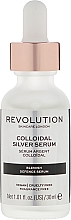 Serum do twarzy ze srebrem koloidalnym - Revolution Skincare Colloidal Silver Serum — фото N2