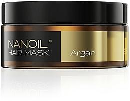 Kup Maska do włosów z olejem arganowym - Nanoil Argan Hair Mask