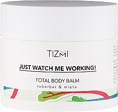Kup Balsam do ciała - Tizmi Total Body Balm Rhubarb & Mint