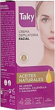 Kup Krem do depilacji twarzy - Taky Expert Face Hair Removal Cream