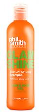 Kup Szampon przeciw podrażnieniom skóry głowy - Phil Smith Be Gorgeous Glam Shine Ultimate Glossing Shampoo