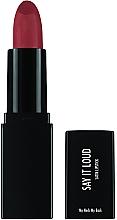 Kup Satynowa szminka do ust - Sleek MakeUP Say It Loud Satin Lipstick