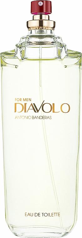Diavolo Antonio Banderas - Woda toaletowa (tester bez nakrętki) — фото N1
