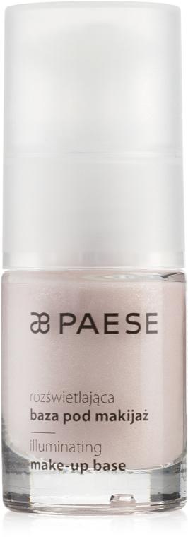 Rozświetlająca baza pod makijaż - Paese Illuminating Make-Up Base