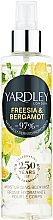 Kup Yardley Freesia & Bergamot - Perfumowana mgiełka do ciała