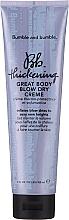 Kup Krem termoochronny dodający włosom objętości - Bumble and Bumble Thickening Great Body Blow Dry Cream