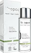 Kup Płyn micelarny do demakijażu - Yappco Micellar Clarifying Make-Up Face, Eyes, Lips Remover