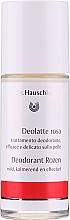 Dezodorant w kulce Róża - Dr. Hauschka Rose Deodorant — фото N3
