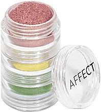 Kup Zestaw sypkich cieni do powiek - Affect Cosmetics Charmy Pigment Loose Eyeshadow Set