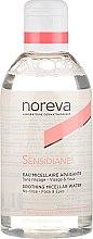Kup Kojący płyn micelarny do cery wrażliwej - Noreva Laboratoires Sensidiane Soothing Micellar Water