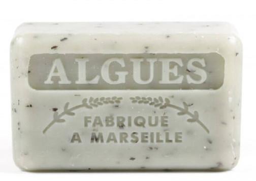 Marsylskie mydło w kostce Algi morskie - Foufour