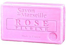 Kup Naturalne mydło w kostce Róża i piwonia - Le Chatelard 1802 Soap Rose & Peony