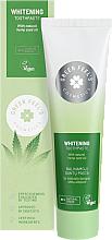Kup Wybielająca pasta do zębów z naturalnym olejem z nasion konopi - Green Feel's Whitening Toothpaste