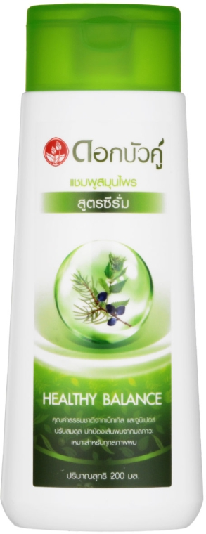 Balansujący szampon do włosów - Twin Lotus Healthy Balance Shampoo — фото N1
