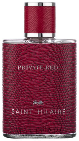 saint hilaire private red
