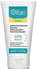 Kup Dermatologiczny balsam nawilżająco-natłuszczjący - Oillan Med+ Moisturizing And Nourishing Balm