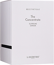 Koncentrat liftingujący do skóry wokół oczu i ust - La Biosthetique Belesthetique The Concentrate Supreme Serum — фото N2