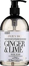 Kup Perfumowane mydło w płynie do rąk - Baylis & Harding Fuzzy Duck Ginger & Lime Hand Wash