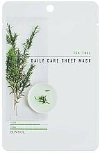 Kup Maska na tkaninie do twarzy z drzewa herbacianego - Eunyul Daily Care Mask Sheet Tea Tree