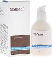 Kup Równoważąca emulsja z drzewa herbacianego - Aromatica Tea Tree Balancing Emulsion