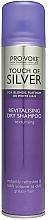 Kup Rewitalizujący suchy szampon do włosów blond, siwych i białych - Pro:Voke Touch Of Silver Revitalising Dry Shampoo
