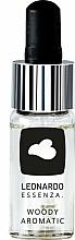 Kup Esencja do dyfuzora zapachowego, Woody aromatic - Leonardo Fragrance Woody Aromatic