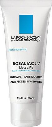 Wzmacniający krem nawilżający - La Roche-Posay Rosaliac UV Legere